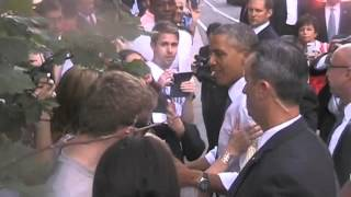 Republican Gets Star-struck Meeting Obama
