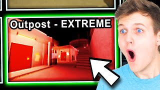 Can We Beat PIGGY EXTREME OUTPOST!? (SECRET ENDING REVEALED!)