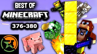The Very Best of Minecraft   376-380   Achievement Hunter Funny Moments