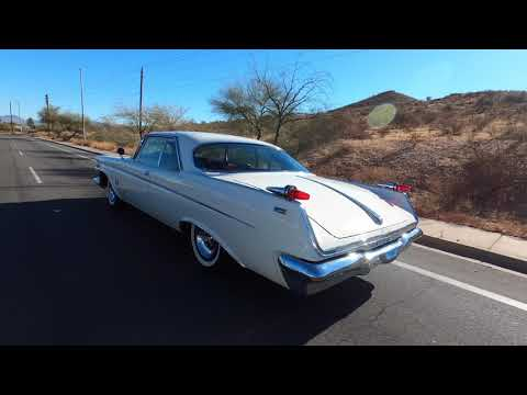 video 1962 Imperial Crown Coupe