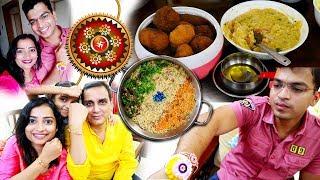 2019 Rakhi Vlog hai Ya Yummy Food Vlog Hai - Bahut Majja Kiya Sach Me