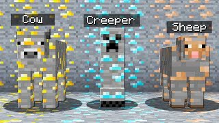 CRAZY CREEPER MINECRAFT CAMO TROLLING!
