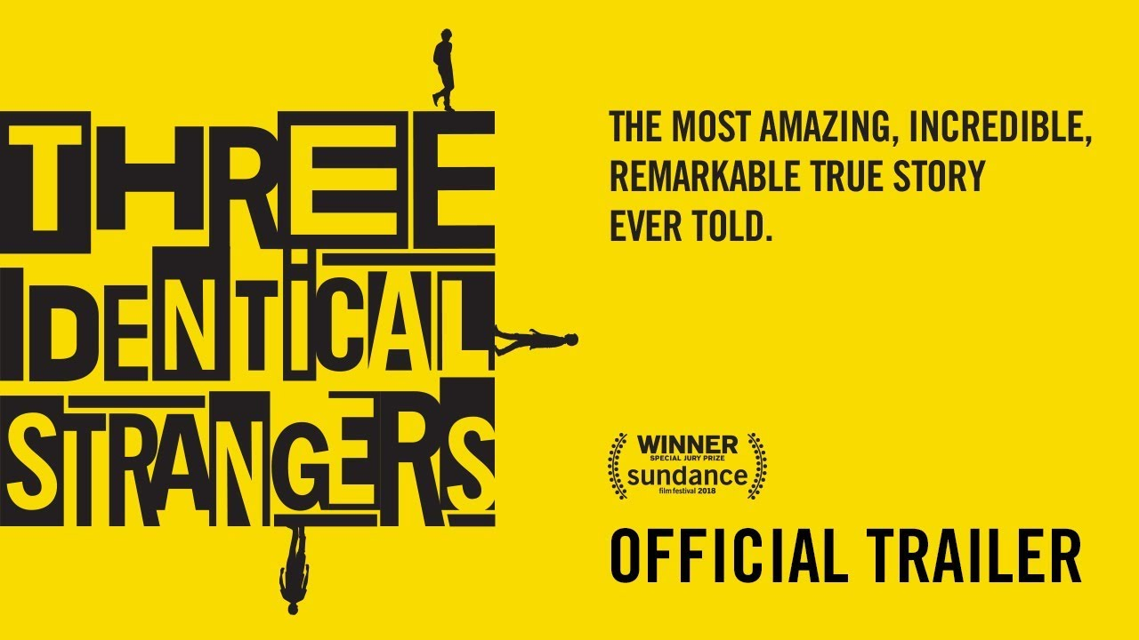 Trailer de Three Identical Strangers