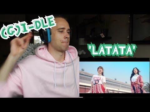 (G)I-DLE (여자)아이들 – 'LATATA' Reaction | Ψ