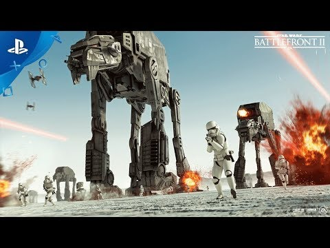 STAR WARS™ Battlefront™ II Trailer