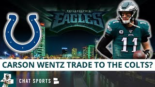 Eagles Rumors: Carson Wentz Trade To The Indianapolis Colts Following Philip Rivers Retirement?