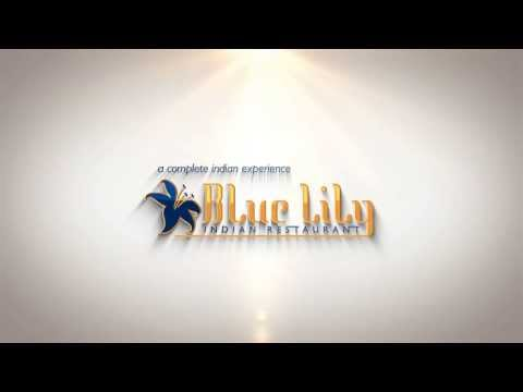 Blue Lily (Amersham) Logo Animation 2
