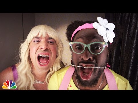 Baixar Jimmy Fallon feat. will.i.am - Ew! (Official Music Video)