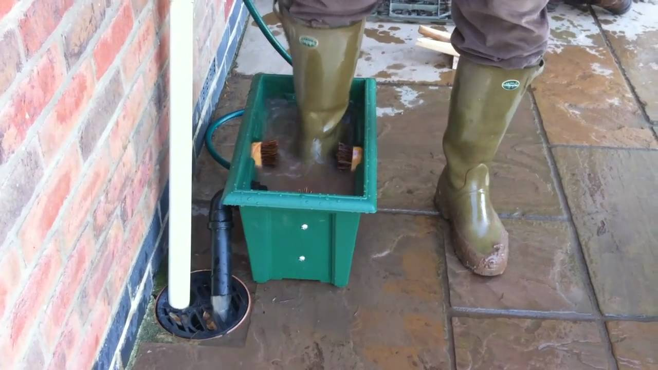 how to put boot seal back in washing maching