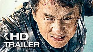 BLEEDING STEEL Trailer (2018)