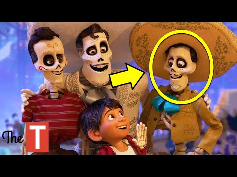 10 Things You Never Noticed In Disney's Coco