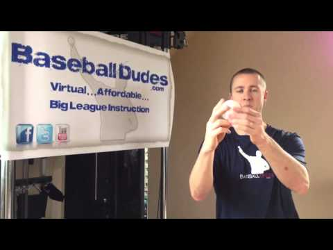 "Baseball Dudes Video Tip ""The Curveball"" w/Chris Gissell"
