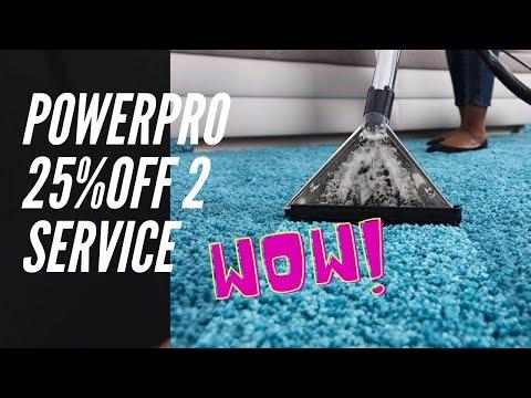 PowerPro 25%OFF 2 Services