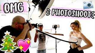 Omg Exciting Photoshoot! Vlogmas Day 11!!