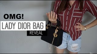 I GOT A LADY DIOR BAG FOR $300!! | STYLES BY NGOC