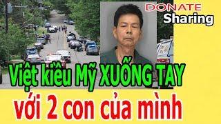 Việt k,i,ề,u Mỹ X,U,Ố,NG T,A,Y với 2 c,o,n c,ủ,a m,ì,nh