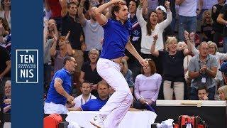 Fed Cup France-Roumanie : le résumé d'un dimanche de folie | FFT