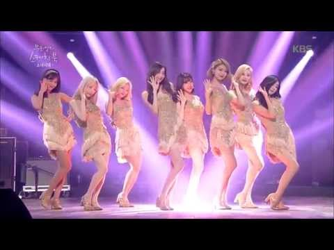 [Kbs world] 유희열의 스케치북-소녀시대 - PARTY.20150904