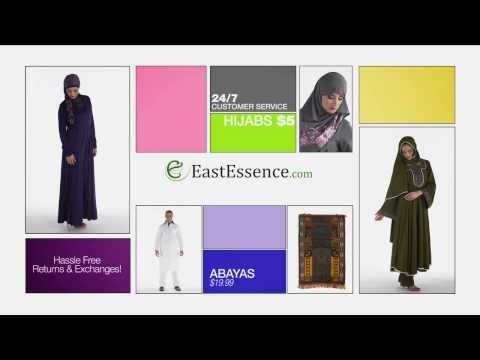 EastEssence Modest Clothing Video Advertisement