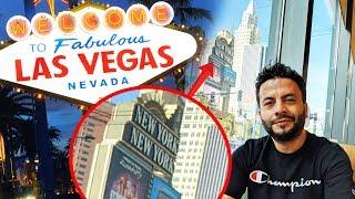 HERKES EĞLENİRKEN BEN NE YAPTIM? (CES 2019: Las Vegas vLog'u)