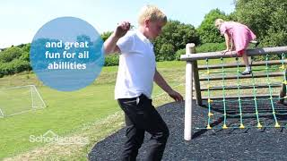 Trim Trails - A Fun Way to Develop Strength and Coordination