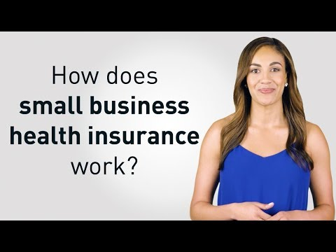 How Does Small Business Health Insurance Work?