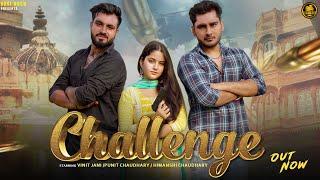 Challenge Abhishek Chudiyala Ft Himanshi Chaudhary Video HD