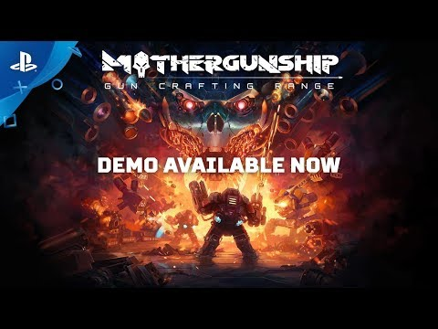 MOTHERGUNSHIP Video Screenshot 1