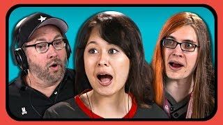 YOUTUBERS REACT TO WTF DID I JUST WATCH COMPILATION #5