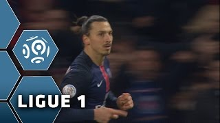 Goal Zlatan IBRAHIMOVIC (11') / Paris Saint-Germain - Olympique Lyonnais (5-1)/ 2015-16
