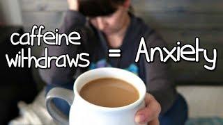 Having Anxiety Attacks From Caffeine Withdraws! 💙 I Am Kristin