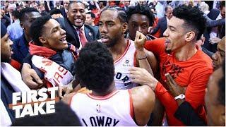 An anonymous NBA GM said Kawhi doesn't elevate his teammates | First Take