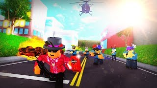 [BLOXY 2018] ROBLOX ACTION STORY - The Doritos Heist (Animation)