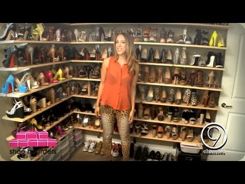 Celine Ouaknine Sexy Shoe Collection Shoe Hoarders Ep 7