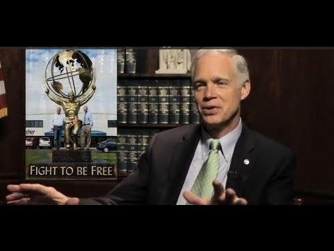 Interview: Sen. Ron Johnson and Atlas Shrugged - YouTube