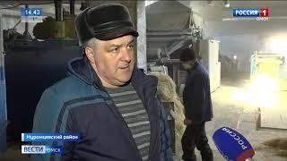 Льняное хозяйство на широкую ногу — в Муромцевском районе появилось новое предприятие