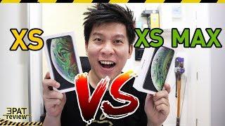 ||| iPhone XS VS iPhone XS MAX ซื้อตัวไหนดีคลิปนี้ ฟันธง