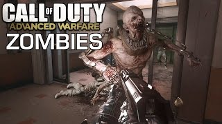 Call of Duty: Advanced Warfare - Zombie Mode Gameplay