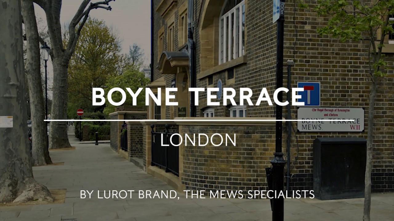 Boyne Terrace