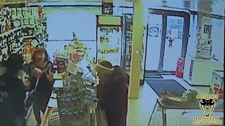 Dumb Robber Stopped by Brute Squad | Active Self Protection