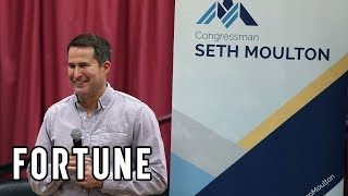Seth Moulton: Meet the 2020 Candidate