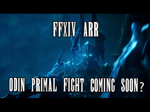 FFXIV ARR: Potential Odin Trial Fight + Sleipnir Mount Coming?