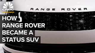 How Range Rover Went From Off-Road Beast To Status SUV