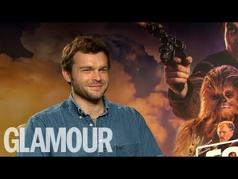 Alden Ehrenreich: 'Pimp My Ride' Star Wars Edition | GLAMOUR UK