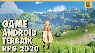 10 Game Android RPG Terbaik 2020 | High Graphic