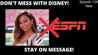 JOSINA ANDERSON out at ESPN! |  EP 129