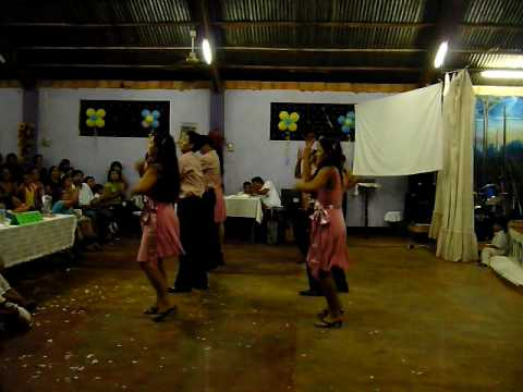 coreografia cristiana merengue