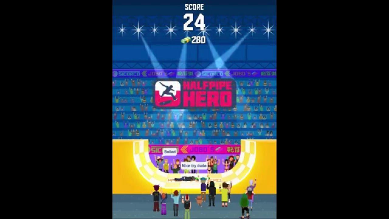 Играй Halfpipe Hero — Герой Хавпайпа На ПК 2