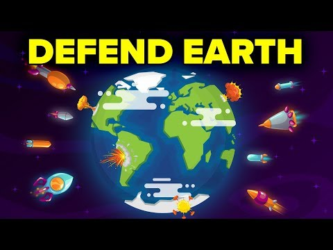 How to Defend Earth Against an Alien Invasion