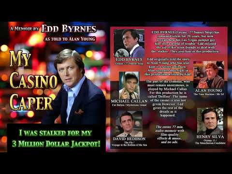 My Casino Caper - Audio-Book with Movie Stars -